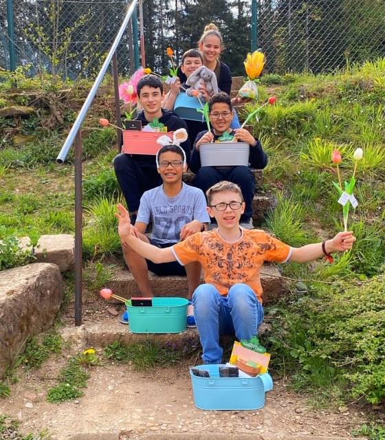 Ostern zu Corona-Zeiten im Waldhaus