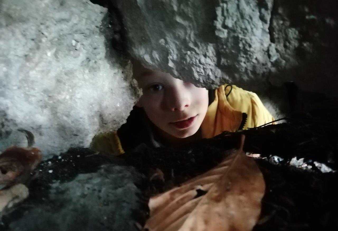 "TG ""Storchennest"" Ausflug zum Battert-Felsen"