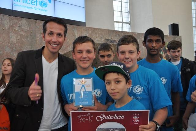 """UNICEF-Sonderpreis: Kinderrechte in der Schule"""