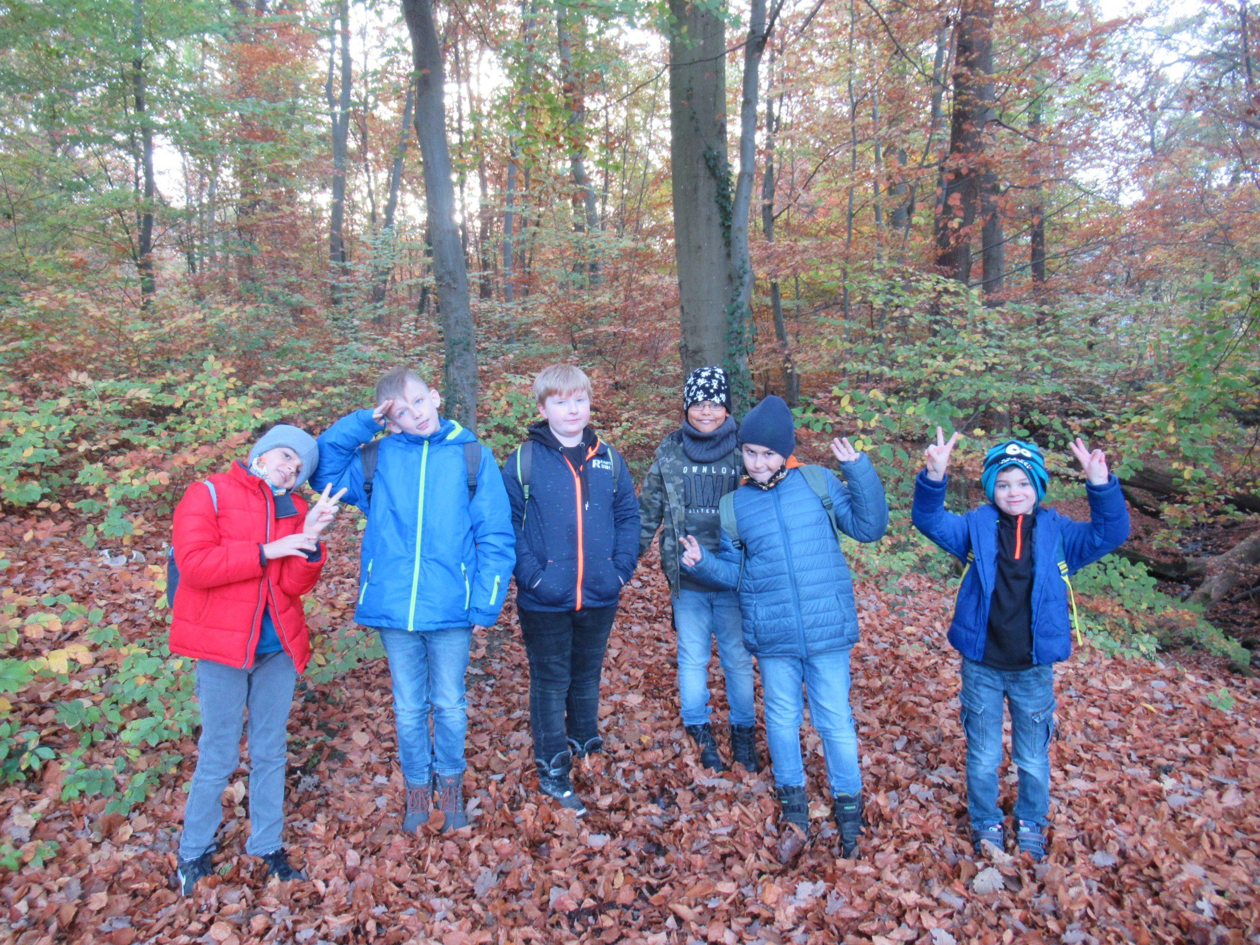 Bergwanderung der Klasse GSFL 3-4: Schülerbericht