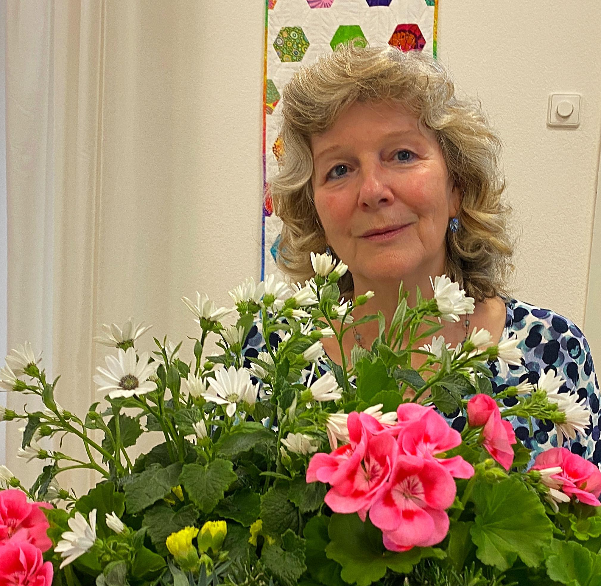 Doris Milbich in den Ruhestand verabschiedet