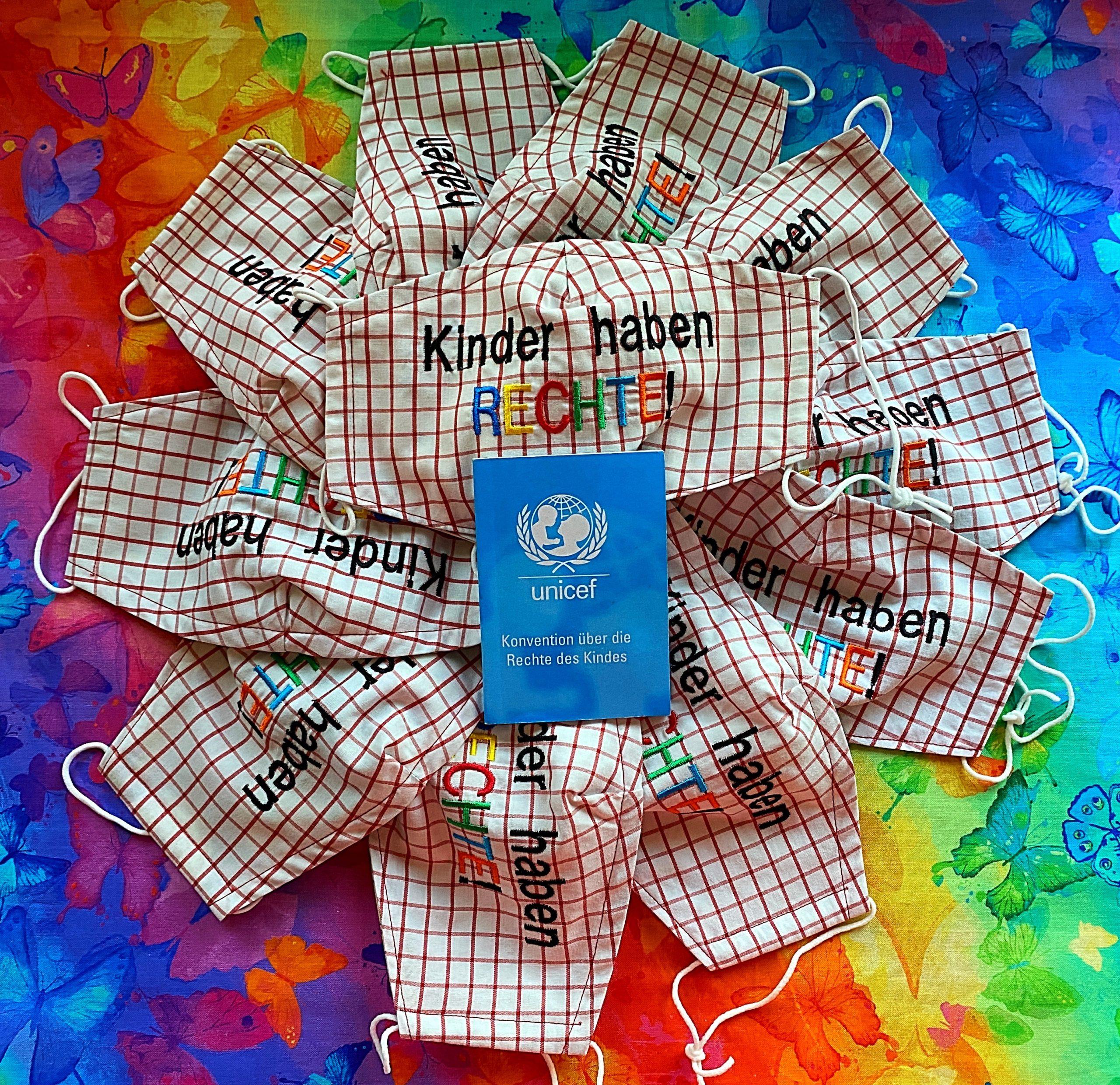 Weltkindertag 2020:  Vorbereitungen der UNICEF- AG