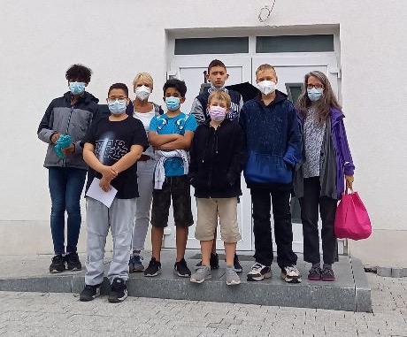 Lerngang zum albanisch-islamischen Zentrum