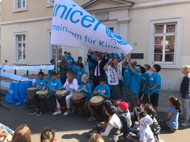 UNICEF-Aktion am Weltkindertag: Träume sind grenzenlos