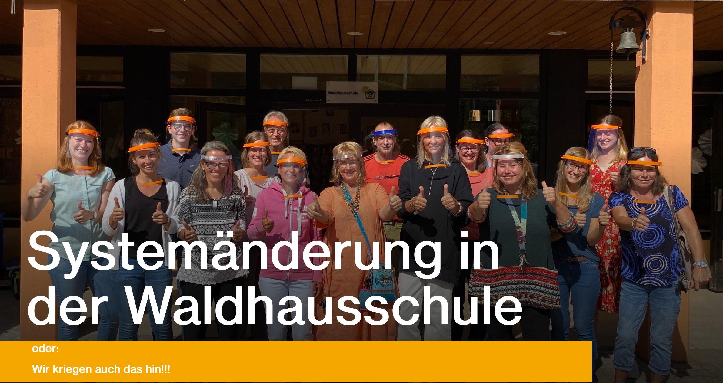 Waldhausschule goes digital  2