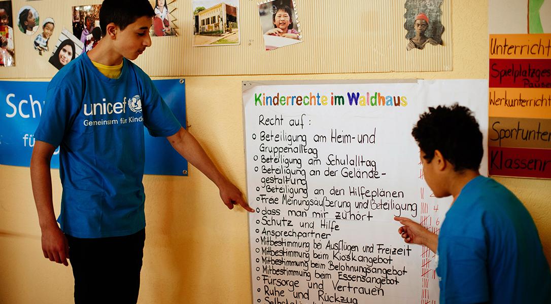 Kinderrechte Besprechung