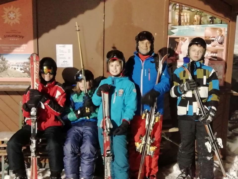 Waldhaus Ski-AG